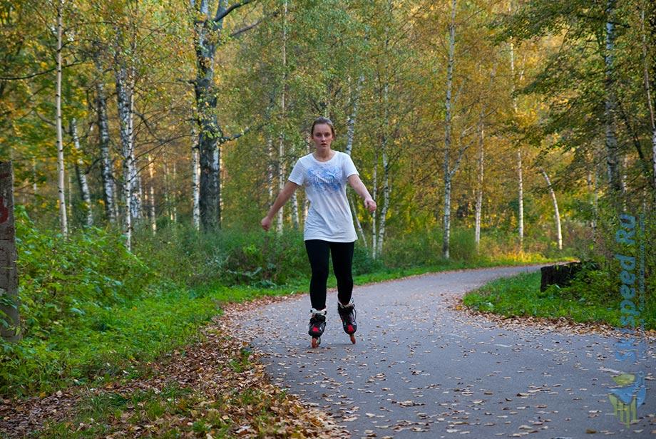 Фото - Осенние пробежки и тренировки 2015. Березовая роща