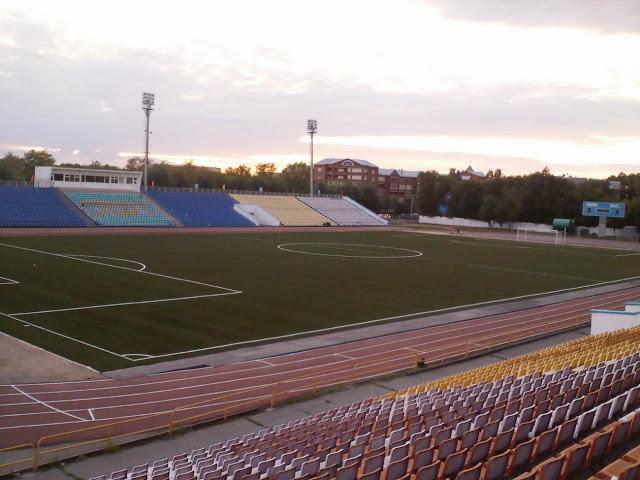 Фото - Стадион, футбольный