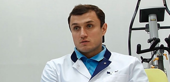Фото - Эдуард БезугловойЮ врач