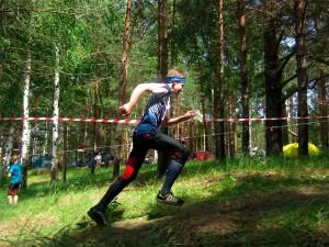 Фото - Капустин Влаимир, спортивное ориентирование