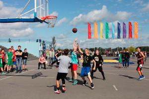 Фото - Стритбаскет в спортивных школах Рыбинска