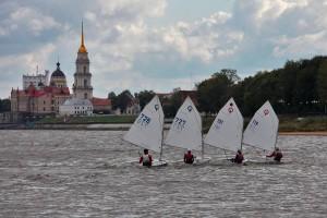 Фото - Парусный спорт в спортивных школах Рыбинска