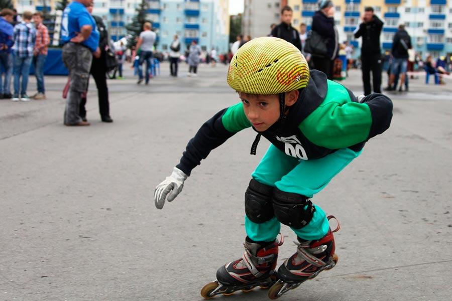 Фото - Шорт-трек в спортивных школах Рыбинска