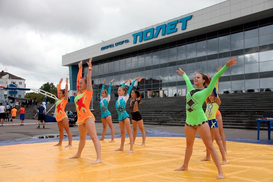 Фото - Спортивная гимнастика в спортивных школах Рыбинска