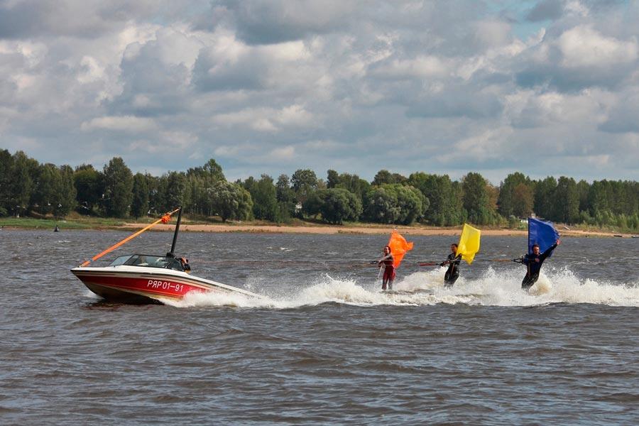 Фото - Воднолыжный спорт в спортивных школах Рыбинска