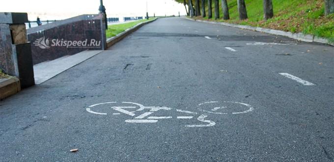 Фото - Велодорожки на Волжской набережной