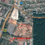 СК Мотодром Ковров на карте