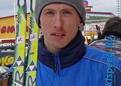 Фото - Козулин Михаил спортсмен СК SKI 76 TEAM г. Рыбинск