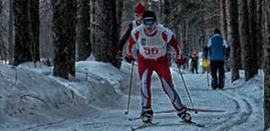 Фото - Лыжные гонки среди ветеранов-любителей