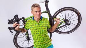 Фото - Иван Васильев, триатлонист России
