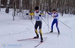 Фото - Лыжники ярославской области