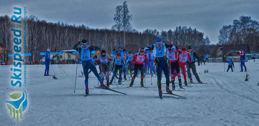 Фото - Лыжни России 2016. Старт на 5 км.