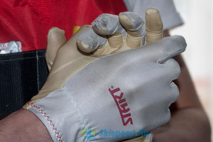 Фото - Cервисные перчатки Start для подготовки лыж, сноубордов