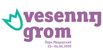 Логотип - Весенний гром 2016