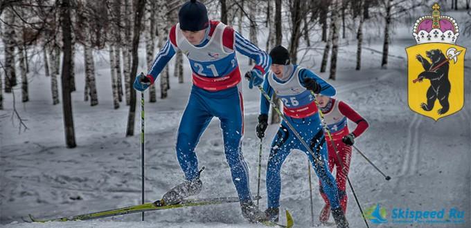 Фото - Лыжный спринт в Ярославле