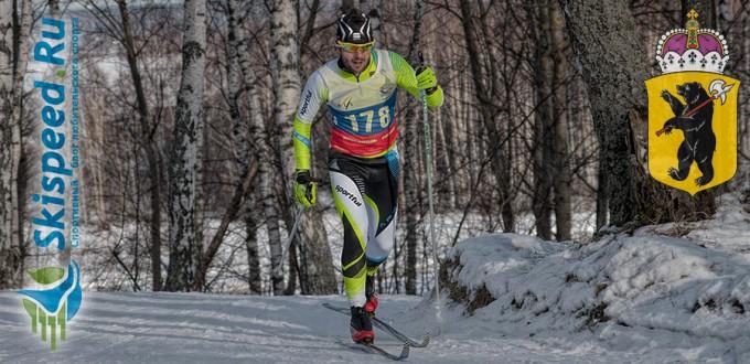 Фото Валерий Башурин - Лыжные гонки в Подолино, Ярославль