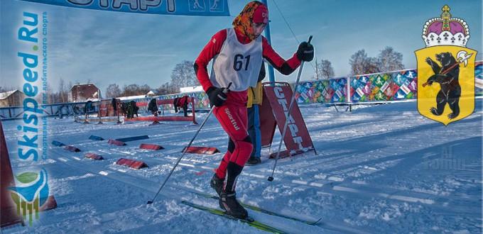 Фото - Лыжные гонки юных спортсменов в Подолино, Ярославль