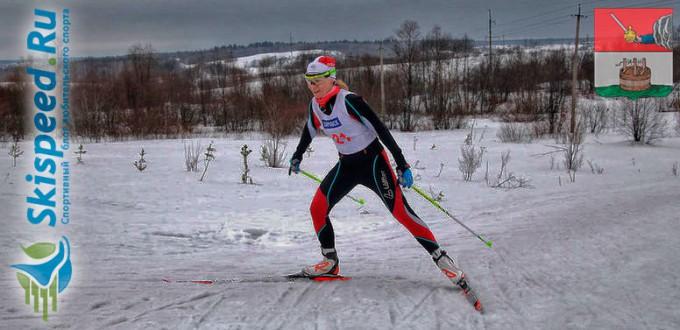 Фото - Лыжные гонки в Вологодской области