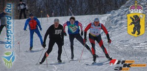 Фото - Лыжная гонка Норская эстафета 2016