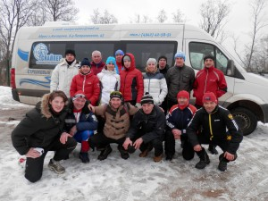 Фото - Поездка на лыжный марафон Николов Перевоз 2016