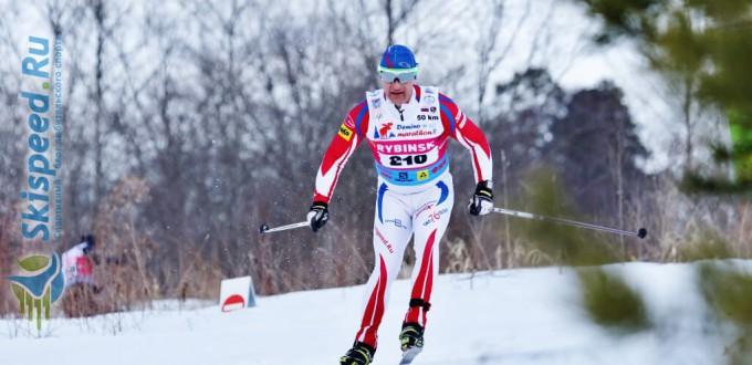 Фото - Коровкина Дмитрия, Деминский лыжный марафон 2016