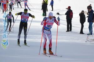 Фото - Суслов Вячеслав, Деминский лыжный марафон 2016