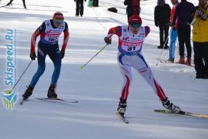 Фото - Сергей Смирнов, Деминский лыжный марафон 2016