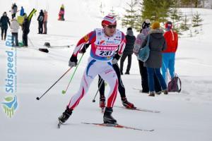 Фото - Кривов Иван, Деминский лыжный марафон 2016
