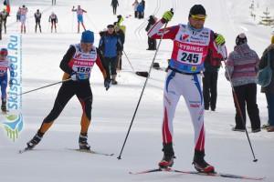 Фото - Тимофеев Дмитрий, Деминский лыжный марафон 2016
