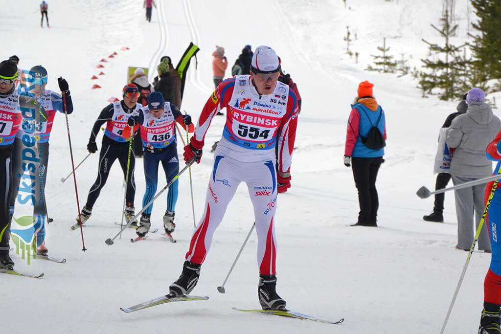 Фото - Филонов Руслан, Деминский лыжный марафон 2016