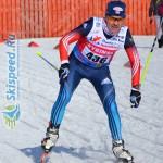 Фото - Кочнев Владимир, Деминский лыжный марафон 2016