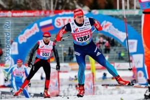Фото - Смирнов Сергей, Деминский лыжный марафон 2016