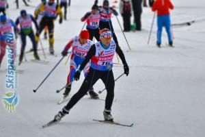 Фото - Подобедова Жанна, Деминский лыжный марафон 2016