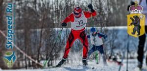 Фото - Лыжные гонки детей коньком в Норском, Ярославль