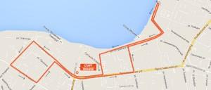 Фото карты - Угличский полумарафон