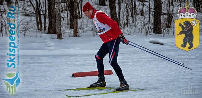 Фото - Юбилейная лыжная гонка Попова Виктора Семёновича