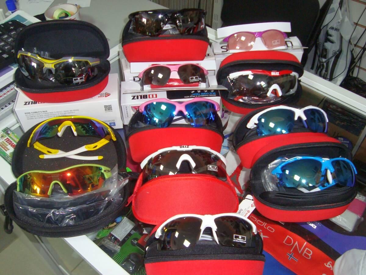 Фото - Спортивные очки. Скидки на спорттовары для спортсменов и любителей