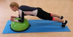 Фото - Тренировка мышц – стабилизаторов