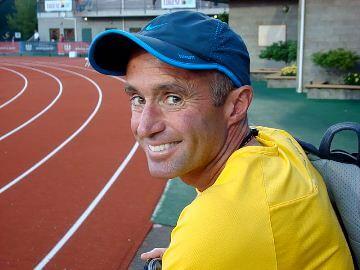 Фото - Специалист в беге на длинные дистанции Альберто Салазар