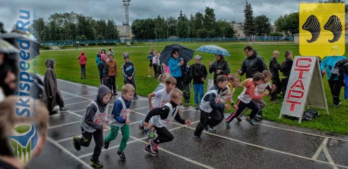 Фото - Артамоновский легкоатлетический пробег 2016 в Нерехте