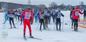 Фото - Лыжня России 2016. Ярославские спортсмены-лыжники