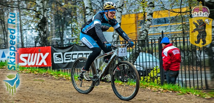 Фото - Дмитрий Базлов. Велогонка 2015 в Яковлевском бору г. Ярославля