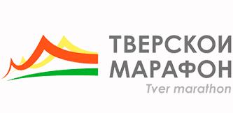 Логотип Тверской марафон