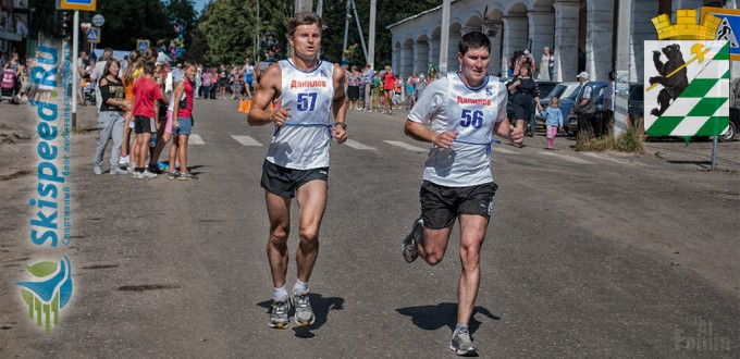 Фото - Даниловский пробег памяти Троицкого А. С.