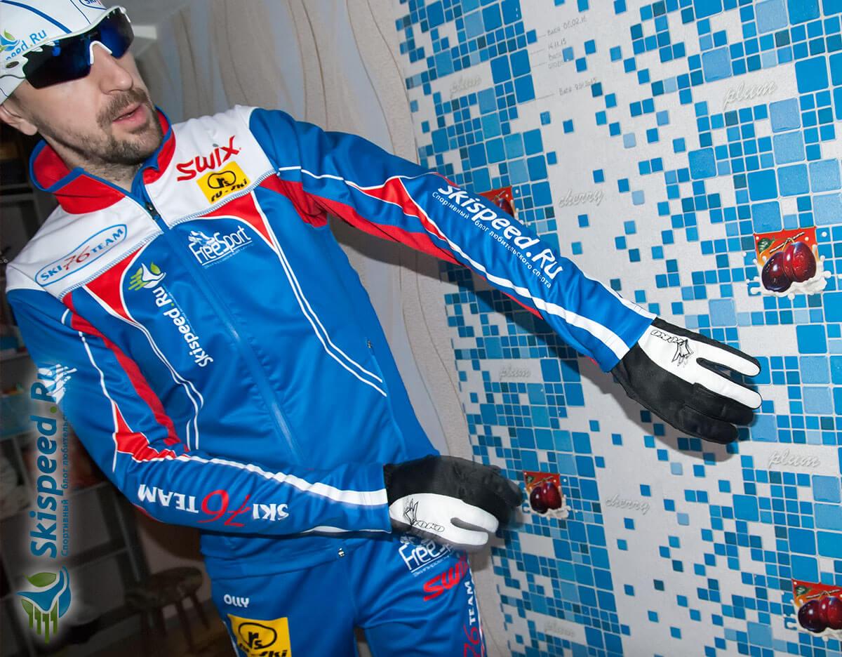 Фото - Экипировка SKI 76 TEAM 2016, Разминочный лыжный костюм