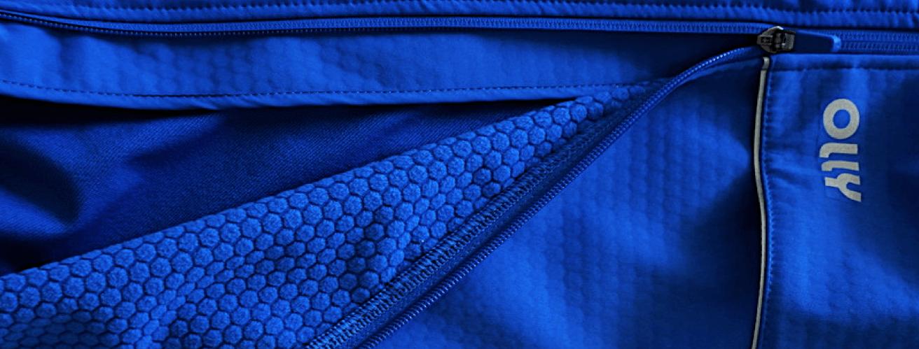 Фото - Ткань Soft shell ветрозащитная с мембраной