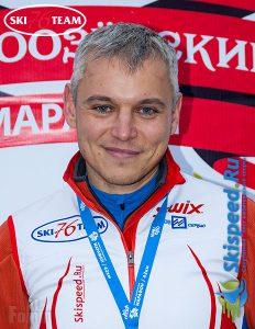Фото - Кобзев Дмитрий спортсмен СК Ski 76 Team г. Ярославль