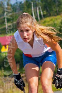 Фото - Патова Дарья, ярославская спортсменка