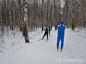 Фото - Тренировки в ноябре 2016, Павловская роща, Ярославль