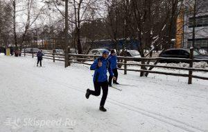 Фото - Лыжная трасса в Яковлевском бору (Ярославль)